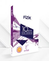 Karekök Yayınları 10.sınıf Fizik Soru Bankası