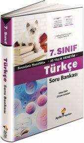 Aydın Yayınları 7. Sınıf Türkçe Soru Bankası