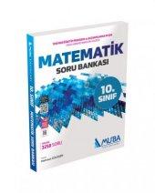 Muba Yayınları 10. Sınıf Matematik Soru Bankası