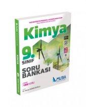 Muba Yayınları 9.sınıf Kimya Soru Bankası