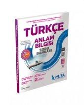 Muba Yayınları Orta Okul Türkçe Anlam Bilgisi Soru Bankası