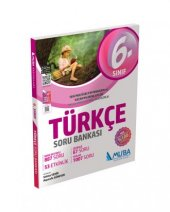 Muba Yayınları 6. Türkçe Soru Bankası