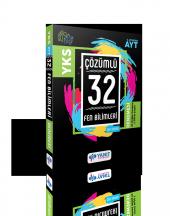 Yanıt Yayınları Yks Tyt Çözümlü 32 Fen Bilimleri Branş Denemesi