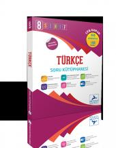 Paraf Yayınları 8. Sınıf Türkçe Soru Kütüphanesi