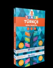 Yanıt Yayınları 8. Sınıf Türkçe Soru Bankası (2019)