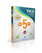 Paraf Yayınları Yks Ayt 5 Fasikül Çözümlü Deneme