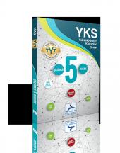 Paraf Yayınları Yks Tyt 5 Fasikül Çözümlü Deneme