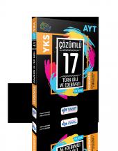 Yanıt Yayınları Ayt Çözümlü 17 Türk Dili Edebiyatı Branş Deneme