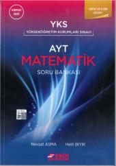 Esen Yayınları Yks Ayt Matematik Soru Bankası (Kırmızı Seri)