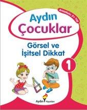 Aydın Yayınları Aydın Çocuklar Görsel Ve İşitsel Dikkat 1 Anaokul