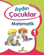 Aydın Yayınları Aydın Çocuklar Matematik 1 Anaokulu 5+ Yaş
