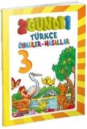 Başaracağım Yayınları 3. Sınıf 2 Günde 1 Türkçe Öyküler Masallar