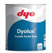 Dyolux 0,75 Lt Siyah Dyo Boya,