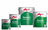 Dyosen 0,75 Lt Siyah Dyo Boya,