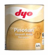 Dyo, Pinosan Dekoratif Ahşap Koruyucu 2,5 Lt...