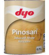 Dyo, Pinosan Dekoratif Ahşap Koruyucu 0,75 Lt...