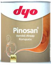 Dyo, Pinosan Vernikli Ahşap Koruyucu 2,5 Lt...