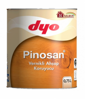 Dyo, Pinosan Vernikli Ahşap Koruyucu 0,75 Lt...