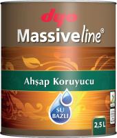 Dyo Massıvelıne Su Bazlı Ahsap Koruyucu 2,5 Lt...