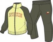 Nike 332673 307 Woven Warm Up Bebek Eşofman Takımı