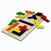 Geomınd Eğitici Geometrik Akıl Ve Zeka Oyunu 4...