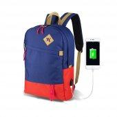 My Valice Smart Bag FREEDOM Usb Şarj Girişli Akıllı Sırt Çantası-8