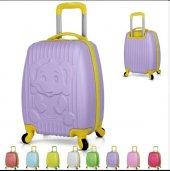 My Valice Kids Abs Çocuk Valizi, Seyahat Çantası 8 Renk