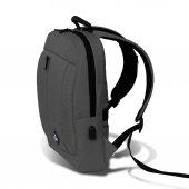 My Valice Smart Bag Galaxy Usb Şarj Girişli Notebook Sırt Çantası-4