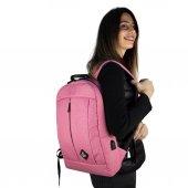 My Valice Smart Bag Galaxy Usb Şarj Girişli Notebook Sırt Çantası-6