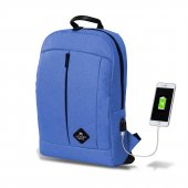 My Valice Smart Bag Galaxy Usb Şarj Girişli Notebook Sırt Çantası-7