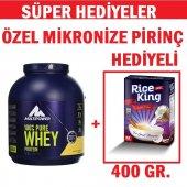 Multipower Whey Protein 2000 Gr. Muz Mango Kıng Rıce Hediye