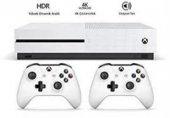 Xbox One S 1 TB Oyun Konsolu 2 Oyun Kumandası