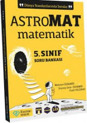 Irrasyonel Yayınları 5. Sınıf Astromat...