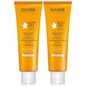 Babe SPF 50 Facial Oil Free Dry Touch 50ml 2. Ürün Hediye-2