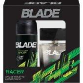 Blade Racer Edt 100 ML + Deodorant 150 Ml