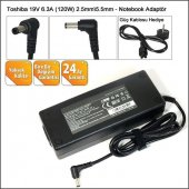 Msi Ge60 0nd 414xtr Notebook Adaptör 19v 6.3a 120w