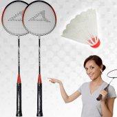 Badminton Seti (2 Raket + 1 Top)