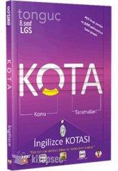 8. Sınıf Lgs Kota Konu Taramaları İngilizce Kotası Tonguç Akademi