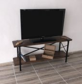 Masif Ahşap Tv Ünitesi 140 cm T002