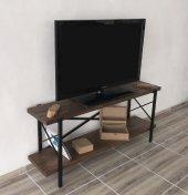 Masif Ahşap Tv Ünitesi 140 cm T002-2