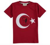 Atatürk Baskılı Tişört