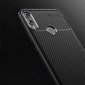 EDelfalke Huawei Honor Play Negro Silikon Kılıf-Siyah-2