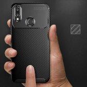 EDelfalke Huawei Honor Play Negro Silikon Kılıf-Siyah-3