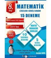 Idol 8.sınıf Matematik 15 Deneme (Yeni)
