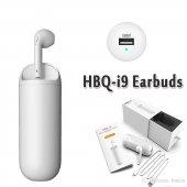 Hbq İ9 Şarj Docklu Kablosuz Bluetooth Kulaklık...