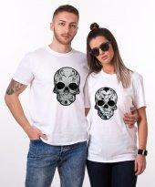 Tshirthane Skull Sevgili Kombini Tişörtleri