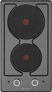 Eminçelik 41242 Ankastre İki Gözlü Elektrikli...