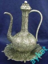 Th 18 Telkari Gümüş Sürahi