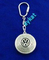 Ant 10 Gümüş Telkari Anahtarlık