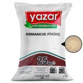 Yazar Osmancık Pilavlık Pirinç 25 kg Çuval